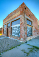 Old Store Front - Tucson Armory Park District